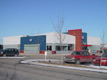 Alberta Motor Association Building