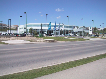 BMW Auto Dealership