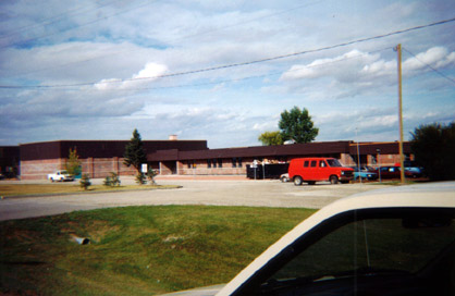 Chestermere Middle School - Exterior Upgrade