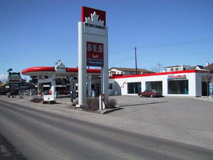 Petro-Canada Northhill
